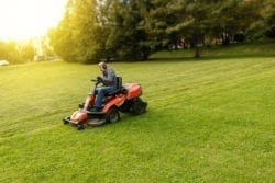 residential lawn service in Chesapeake